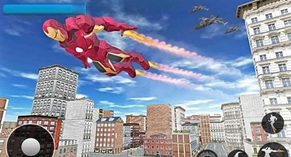 超級鋼鐵俠英雄
