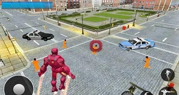超级钢铁侠英雄
