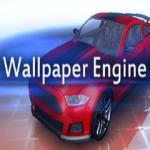 wallpaper engine(黑羽白絲動態壁紙) 超清版