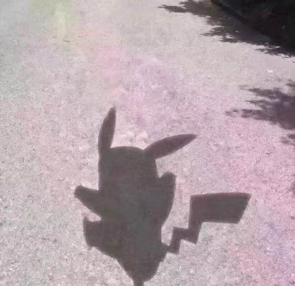 太阳晒出影子图片无水印