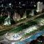 城市廣場景觀設計 綠色版