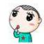 小纯洁QQ表情包 绿色版