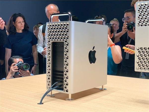 苹果宣布Mac Pro在美国生产:成本飙升