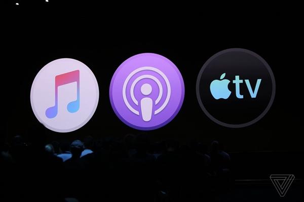 Mac新版發布!蘋果正式宣告iTunes死亡