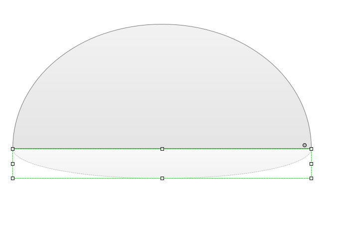 Axure RP 8制作拱桥倒影图的图文操作