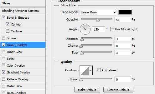 如何在Adobe Photoshop CS6中制作炫酷金属文字效果?