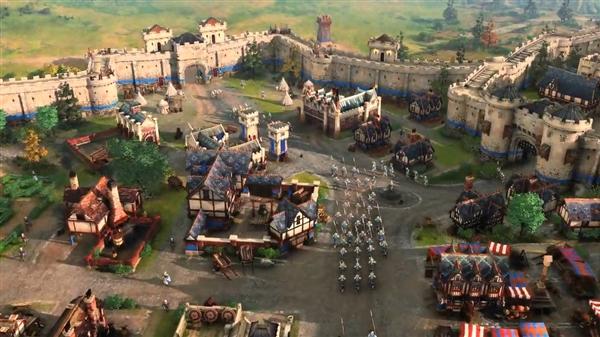 《帝國時代4》最快明年底上市:戰略游戲會更有快感