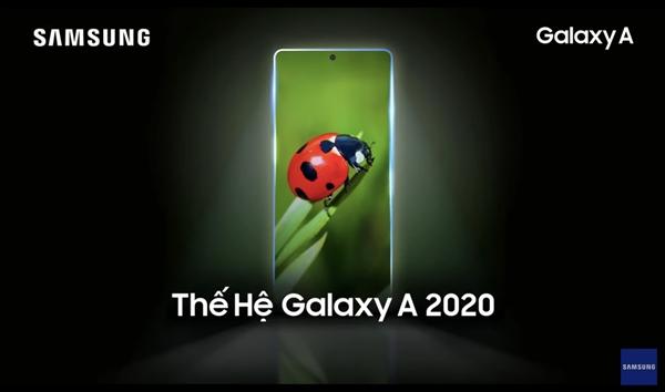 三星官宣Galaxy A系列發布會:Note 10挖孔設計下放中端機型