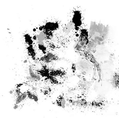 ps打造水墨字体的详细操作步骤