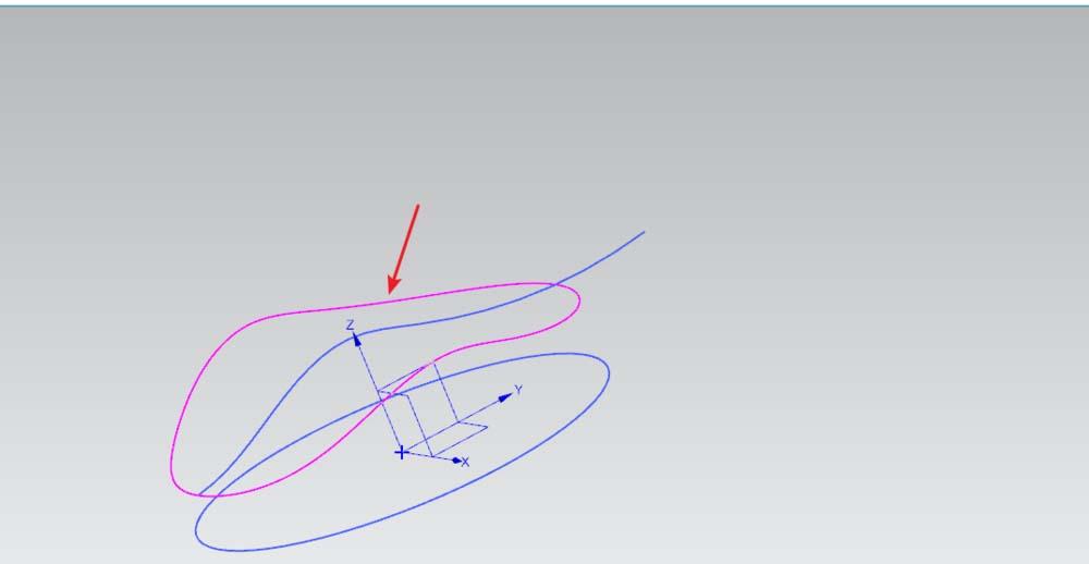 ug创建出一条圆珠手链的具体操作方法