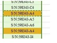 wps筛选重复数据的操作流程