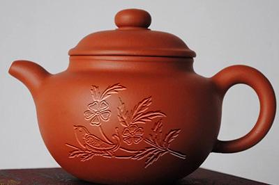 茶壶就加上图案