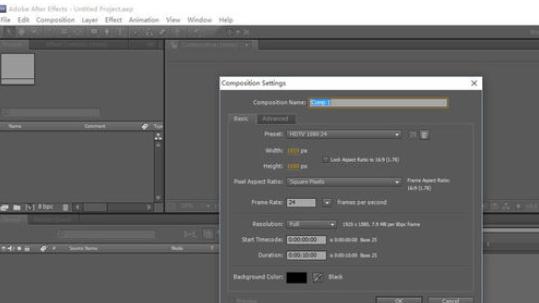 使用Ae制作出倒放视频的详细操作步骤