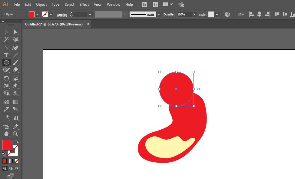 使用ai设计出胃图标的具体操作方法