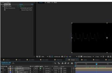 使用Ae制作出心电图的详细操作步骤