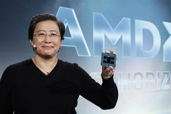 有錢之后還得有人 AMD員工數三年來暴增40%
