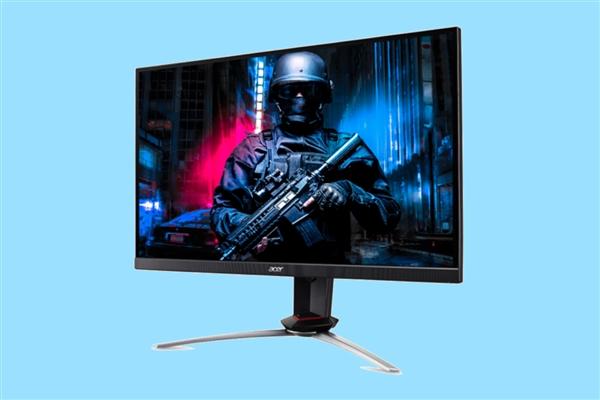 2499元 宏基全新24.5英寸IPS顯示器上架:240Hz+1ms響應