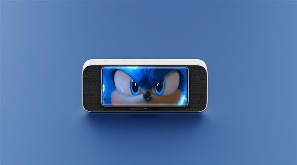 小米無線充藍牙音箱今日首賣:可為手機30W無線快充