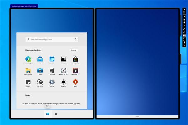 Windows 10开始菜单将放弃动态磁贴:回归传统图标