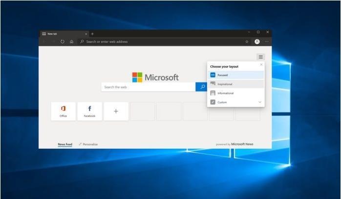 微软测试 Win10 Chromium/Edge 新功能: CPU 性能优化、滚动新效果