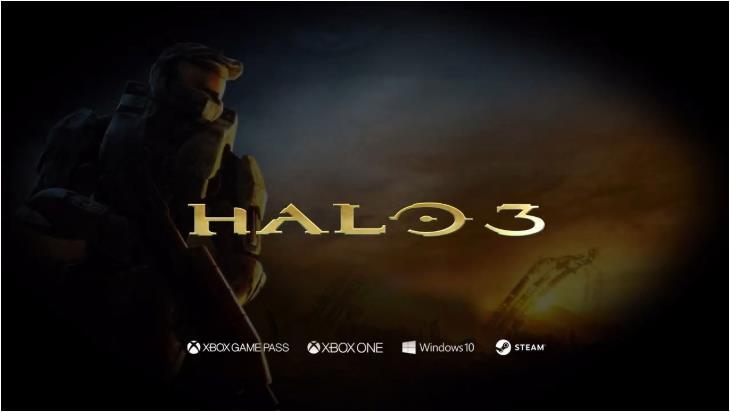 《光环 3》将于 7 月 14 日登陆 Steam