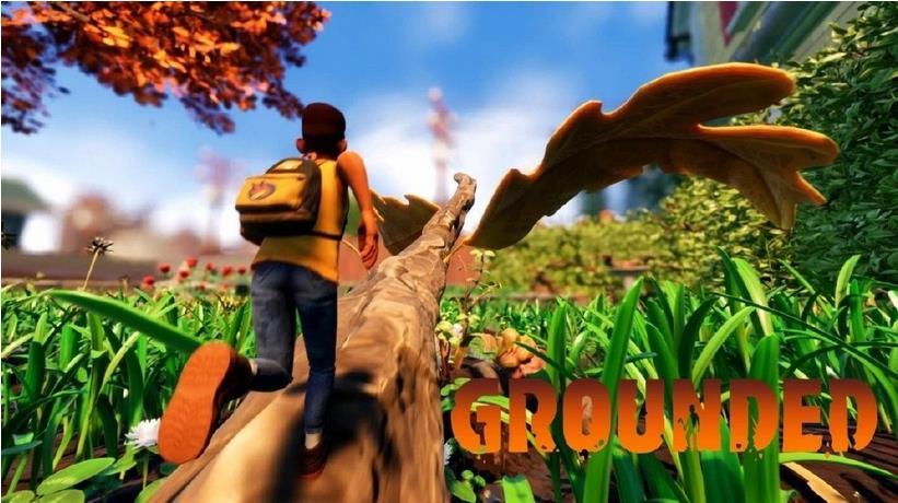Steam 上周销量排行:《Grounded》登顶