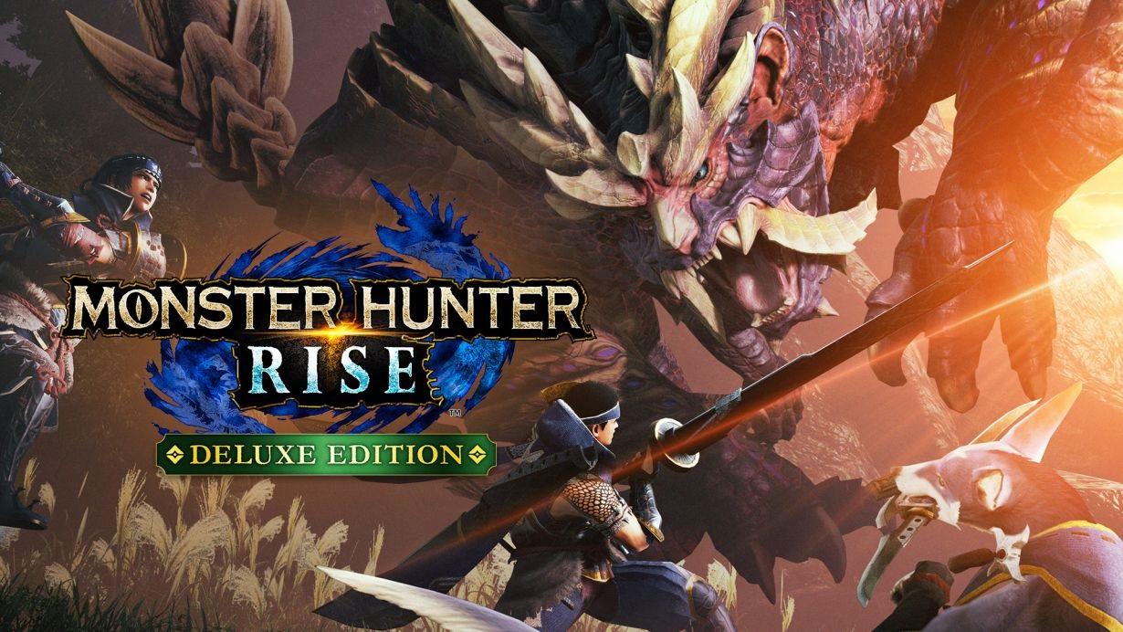 任天堂新作《怪物猎人:崛起》公布