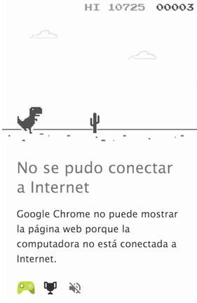 Chrome小恐龙