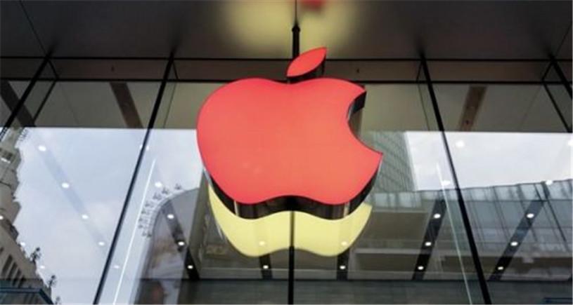 快看天上一只红苹果