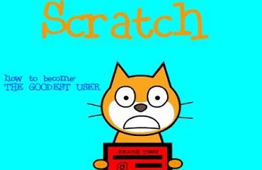 Scratch中創建射線背景的詳細操作方法