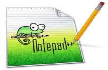 Notepad++打開文件時去掉紅色波浪線的方法