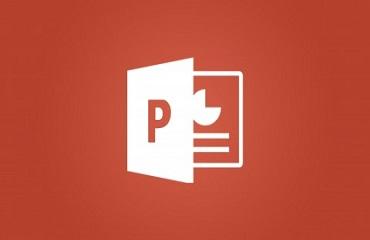 PowerPoint Viewer制作剪紙輪廓效果文字的操作步驟介紹