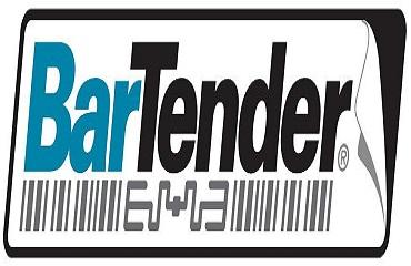 BarTender条形码锁定为标准大小的具体操作方法