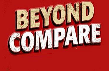 Beyond Compare比较会话隐藏工具栏的方法