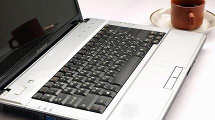 笔记本键盘怎么拆?