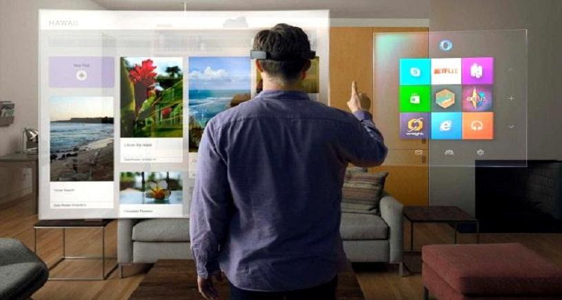 微軟放大招 電腦廠商或將為它生產VR眼鏡