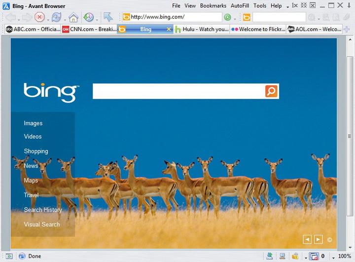 Avant Browser USB版截图0