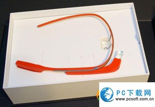 第二代谷歌眼镜开箱高清图欣赏 google glass第二代开箱