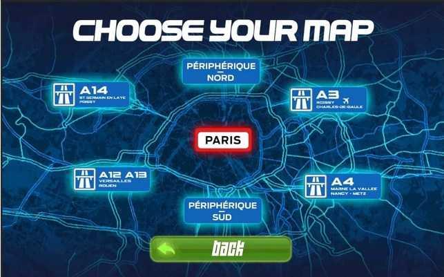 巴黎狂奔安卓版