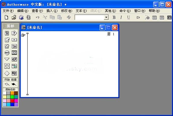 Macromedia Authorware