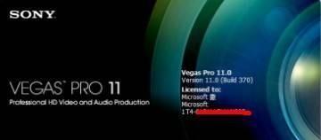 Vegas Pro截图0