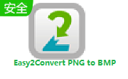 Easy2Convert PNG to BMP