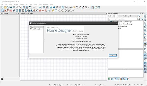 Home Designer Pro 2021截图0