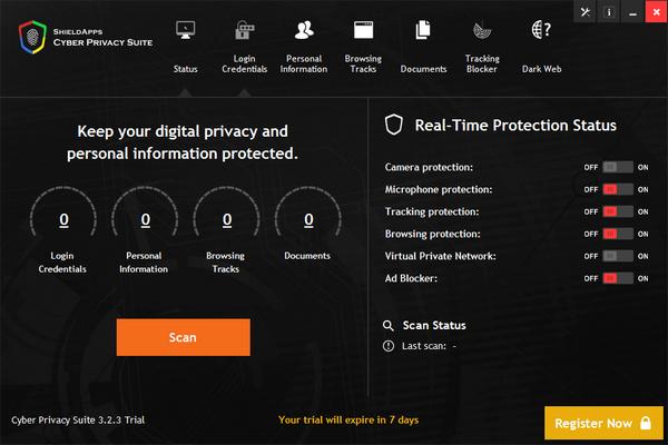 Cyber Privacy Suite截图0