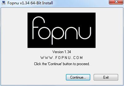 Fopnu(p2p文件传输软件) 1.29.1 第一福利夜趣福利蓝导航版