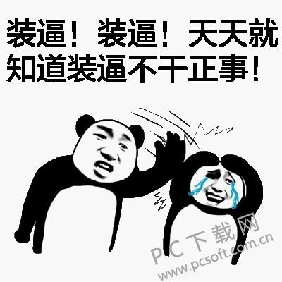 金馆长熊猫表情包官方下载_金馆长熊猫表情包免费版_p