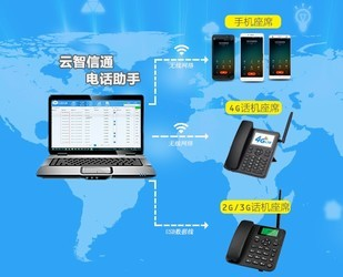 Yuntel手机电脑通讯软件
