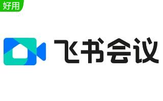 飞书会议段首LOGO
