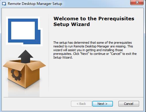 remote desktop manager