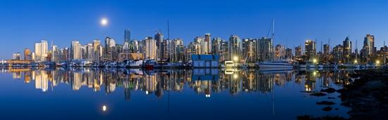 唯美繁華城市夜景win8系統主題包